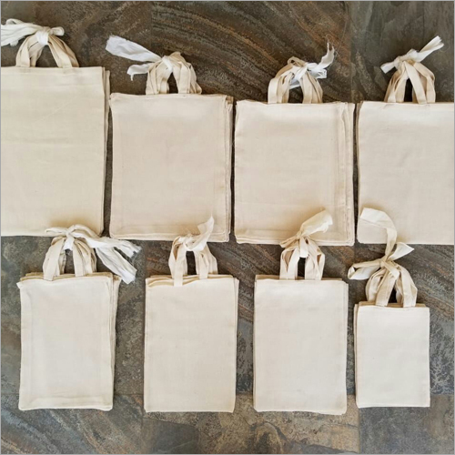 Paper Cotton Shopping Bag