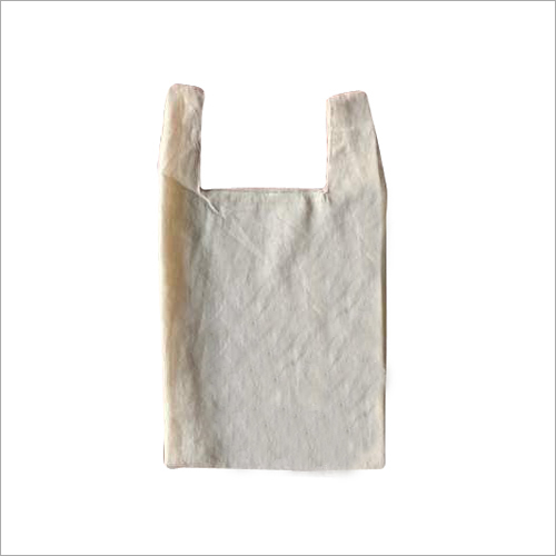 U Cut Cotton Bag