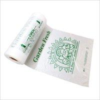 HDPE Printed Polythene Bags