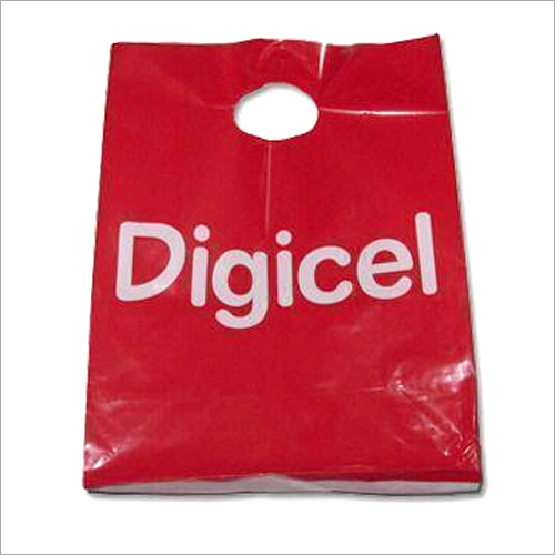 Multicolor Printed LDPE Bag
