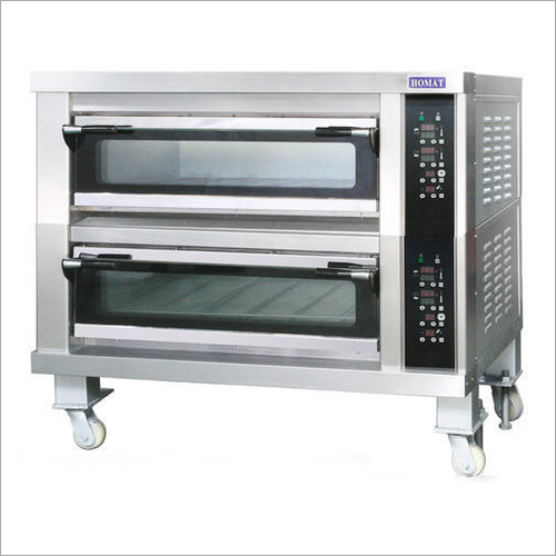 Commercial Deck Oven