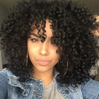 Afro Kinky Curly Wig