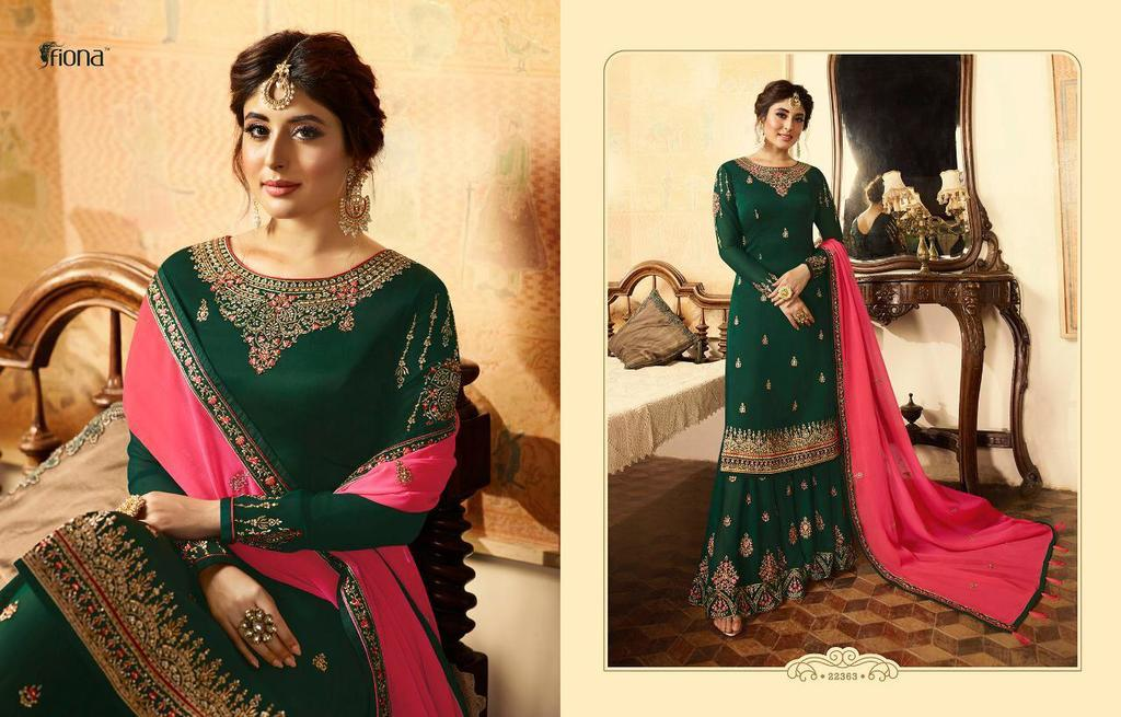 Embroidery Work Designer Suits