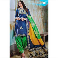 Ladies Ethnic Salwar Suit