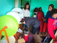 Training Photo of Nepal