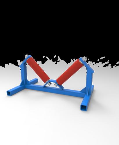 Beveled Pipe Roller