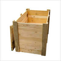 Heavy Duty Pallet Wooden Box