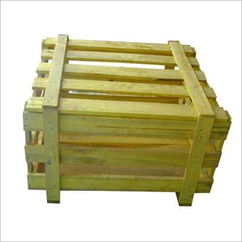 Hardwood Wooden Pallet Box