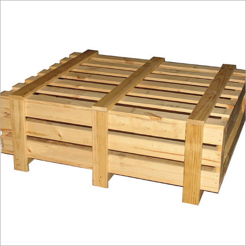 3 Way Wooden Pallet Box