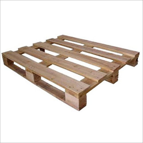 Wooden Brown Pallet