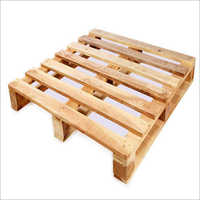 Two Way Industrial Wooden Pallet