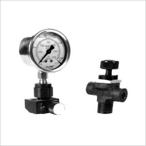 Hydraulic Gauge Isolator Valve