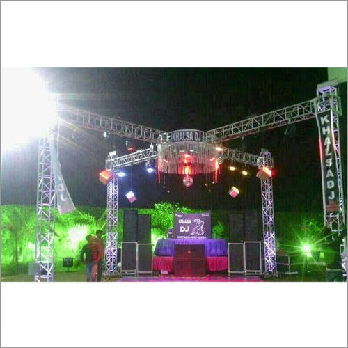 Decorative Stage Lighting Truss
