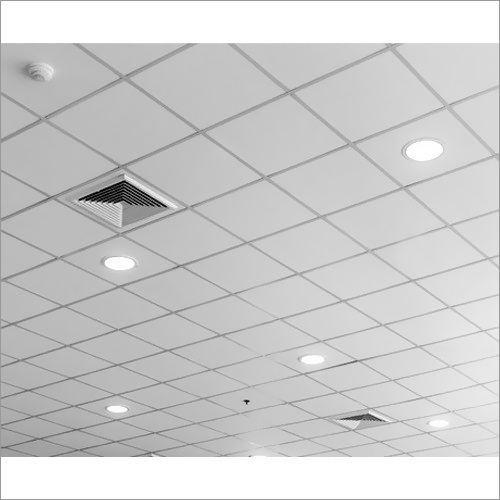 Industrial Grid Ceiling