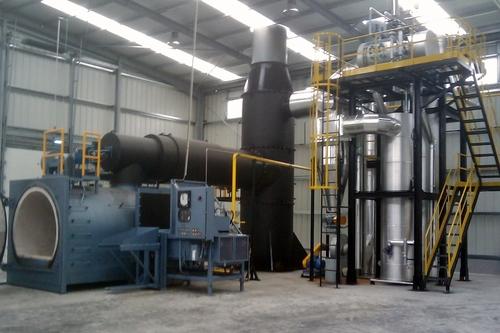 Industrial Waste Incinerator Certifications: Iso-9001:2008