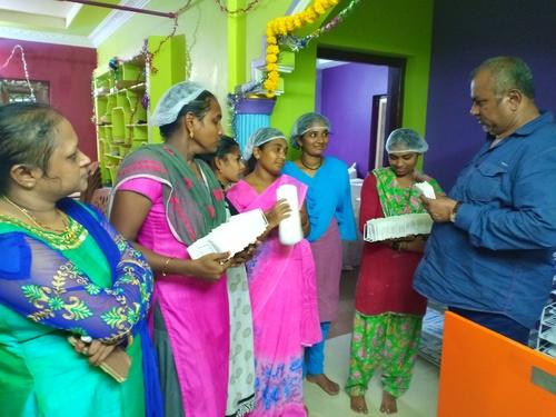 Training Photo of Vishakapatnam