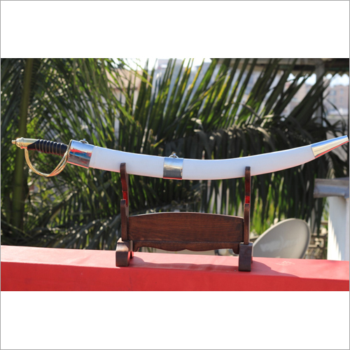 White Color Indian Sword