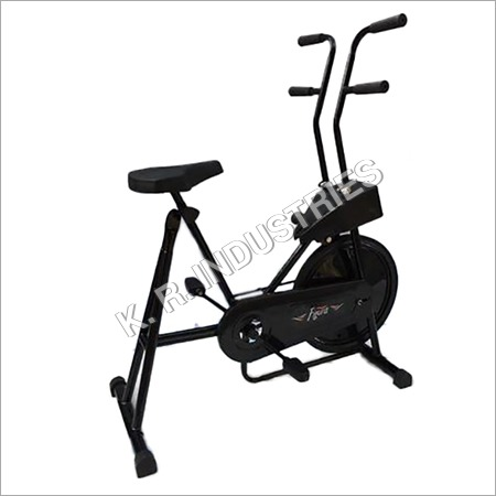 Fitness cycle Black