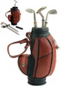GOLF SET & 3pcs PEN