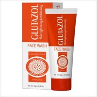 Glutazole Skin lightening & Whitening Face Wash