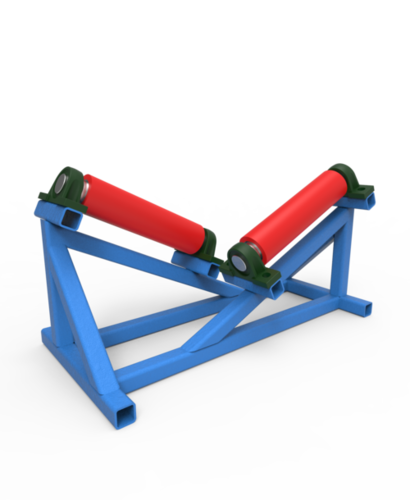 Heavy duty Incline Roller