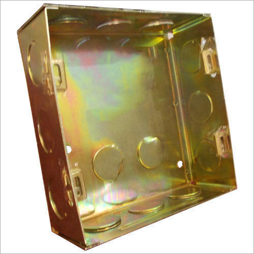 GI Modular Metal Box