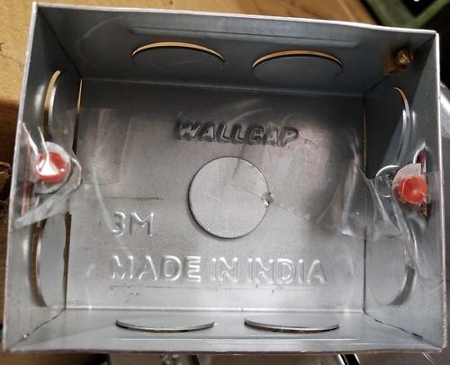 GI Concealed Modular Box
