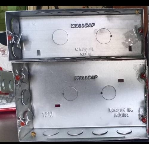 Electrical Metal Concealed Modular Box