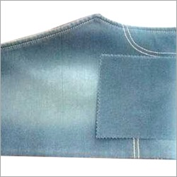 Knitted Denim Fabric With Lycra