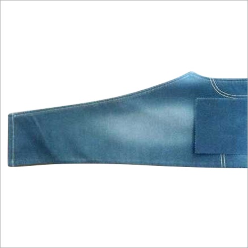 Knitted Indigo Jeans Fabric