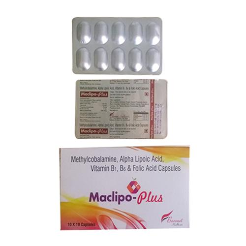 Methylcobalamine Alpha Lipoic Vitamin Capsules