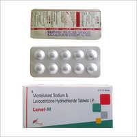 Montelukast Levocetirizine Hydrochloride Tablets