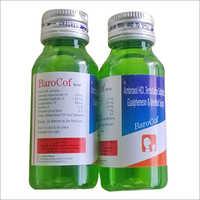 Guaiphenesin Menthol Syrups
