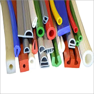 Silicone Rubber Tubing Extrusion