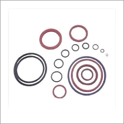 Round Molded Rubber Gaskets