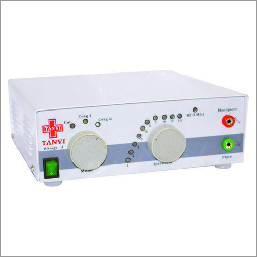 Radio Frequency Cautery Machine