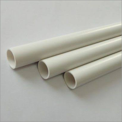 White Conduit Pipes
