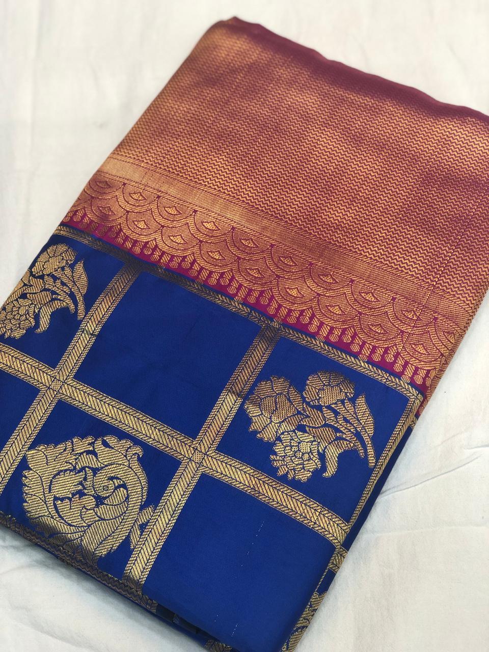 New Design Beautiful Banarsi Sarees