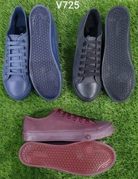 Gents Waterproof Canvas Shoes