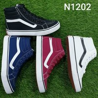 Ladies Ankle Canvas Shoes