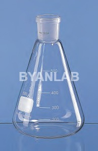 Conical Erlenmeyer Flask