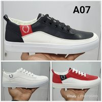 Gents Designer Canvas Shoes