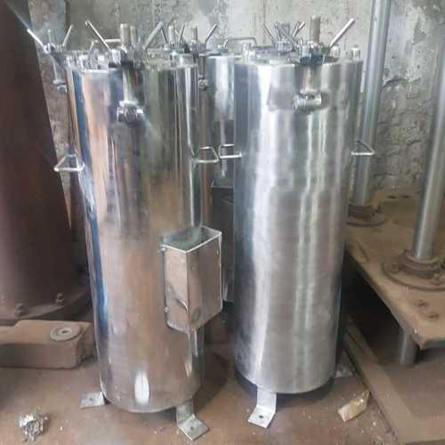 20 L SS Pressure Vessel Tank for Glue