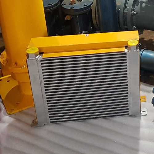 Aluminium Oil Coolers