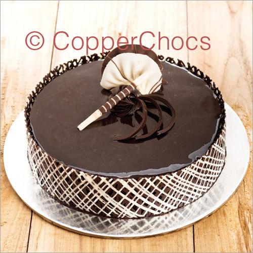 Choco Muttela Cake