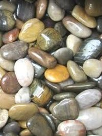 Natural River Pebbles