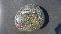 Natural River Pebbles Engrave
