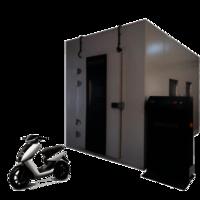 Custom Built Chamber