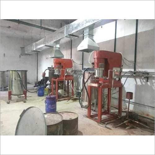 Semi Automatic Dyno Mill Machine
