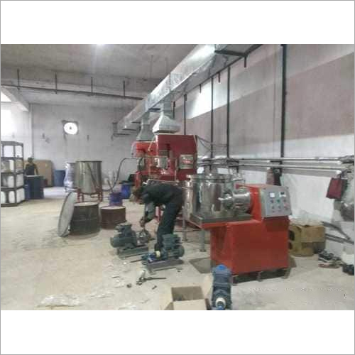 Grinding Plant Tour Machinery